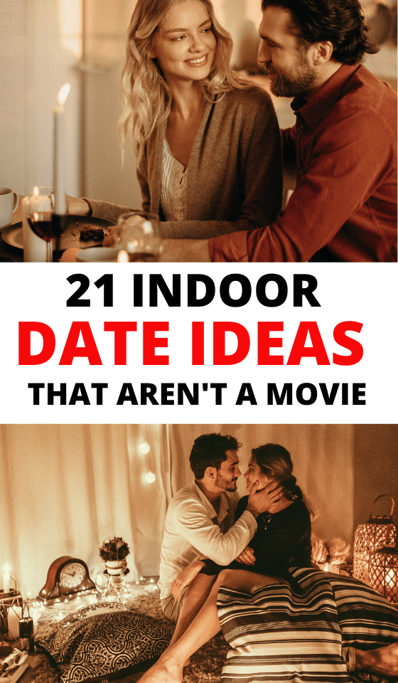 50 Indoor Date Ideas For Couples Much Better Than Netflix