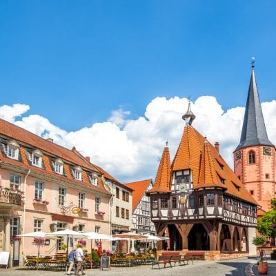 17 Unmissable Things to do in and around the Fairytale Town of Michelstadt Germany