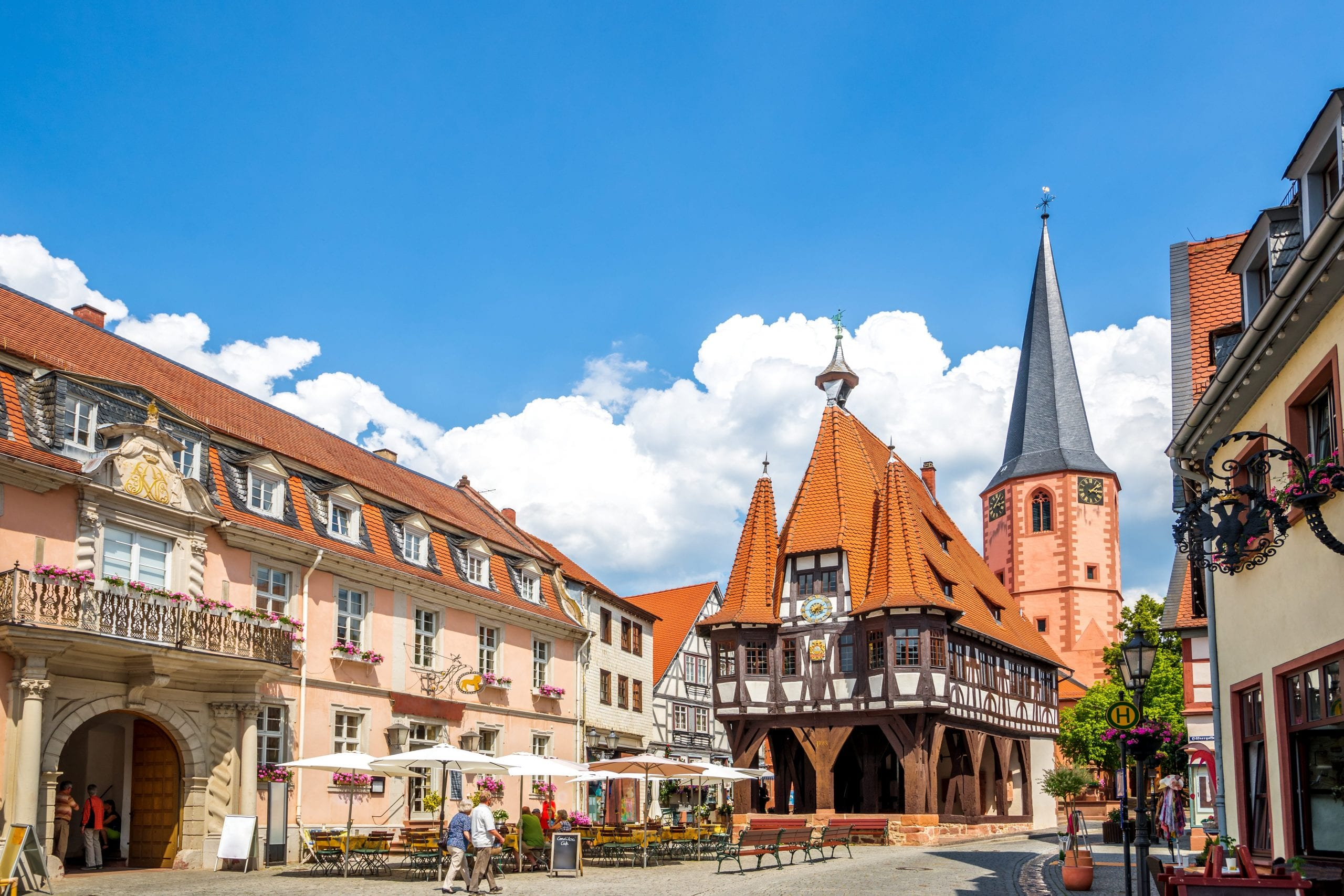 Michelstadt: a Hidden Gem in Germany's Odenwald