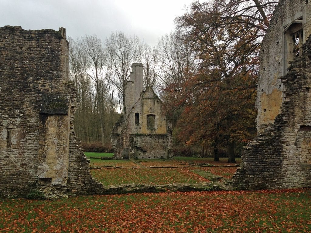 Minster Lovell, Oxfordshire