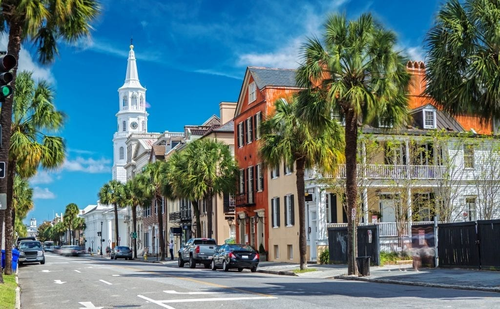 Romantic things to do in Charleston South Carolina
