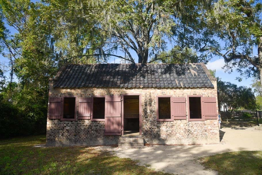 slave-house-boone-hall
