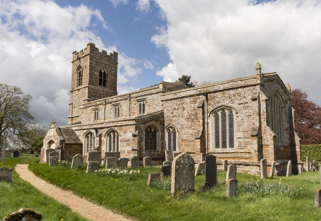Ayston-St-Marys-church