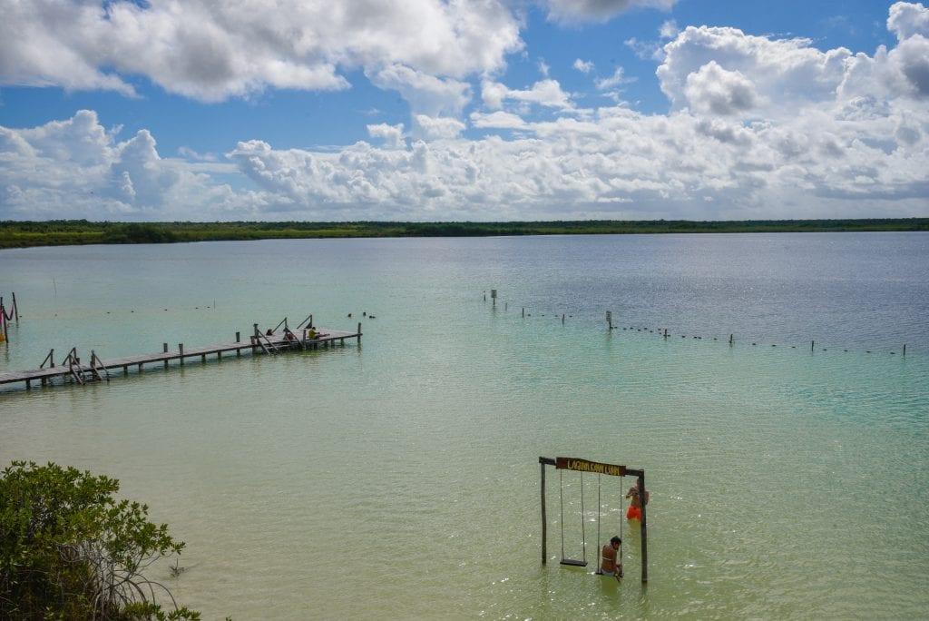 Laguna Kaan Luum: The Natural Mud Bath in the Jungle