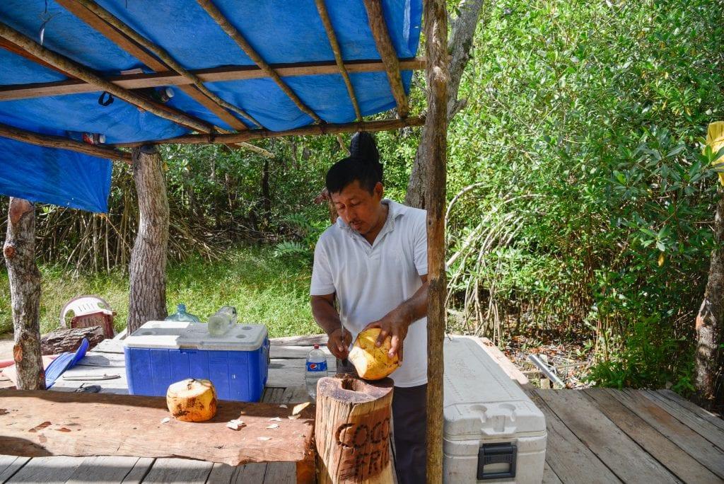 Laguna-Kaan-Luum-Tulum-coconuts
