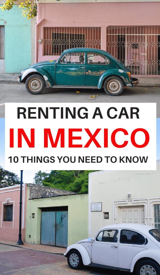 renting-car-mexico