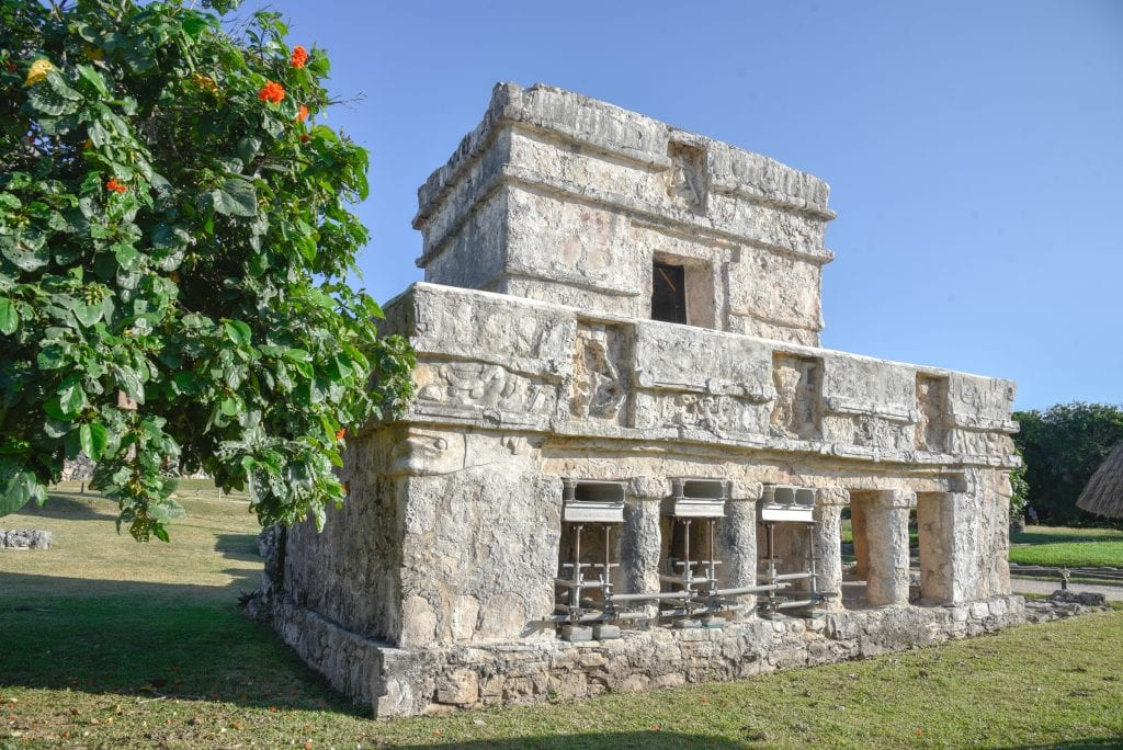 tulum-ruins-mexico-Temple-of-the-Frescoes