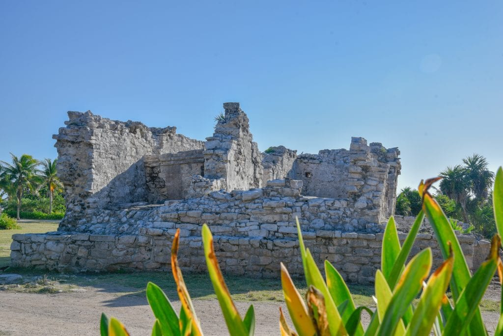 tulum-ruins-mexico-parking