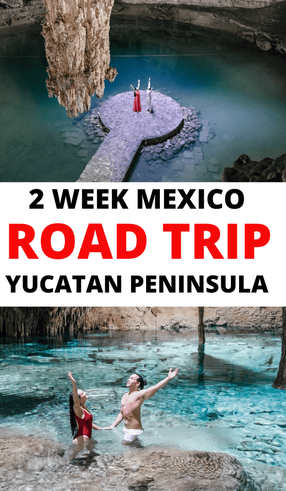 2-week-mexican-road-trip