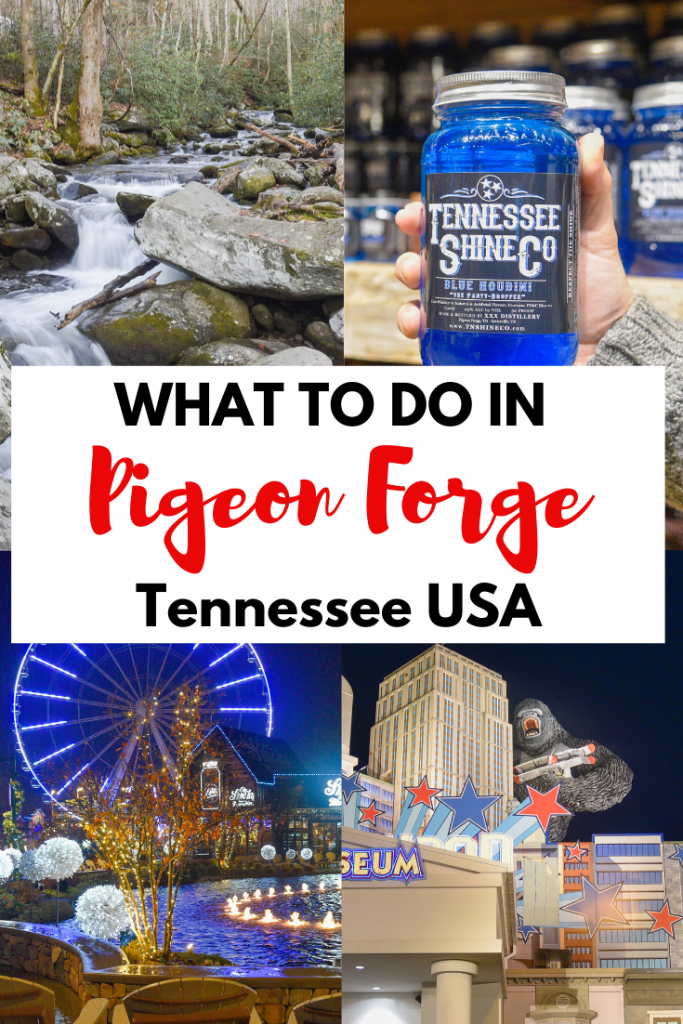 PIGEON-FORGE-TENNESSEE