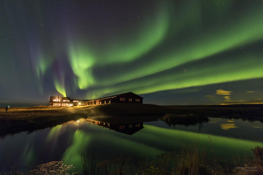 unique and different places to stay in iceland