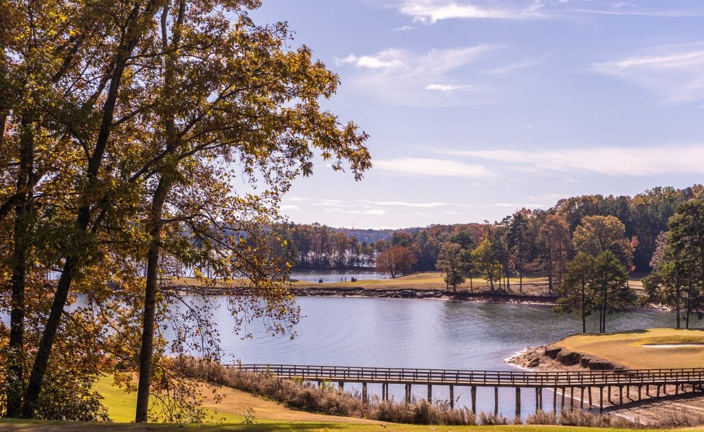Lake Lanier Islands, Georgia, USA