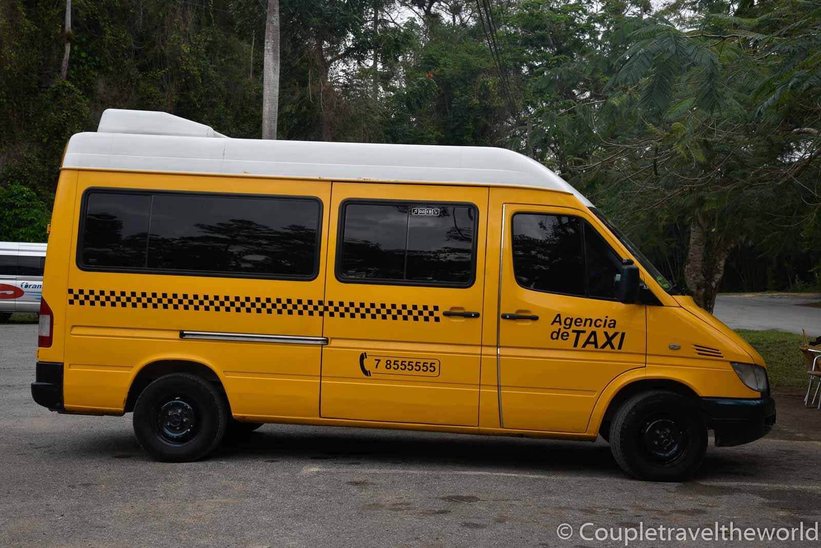 taxi-havana-to-vinales