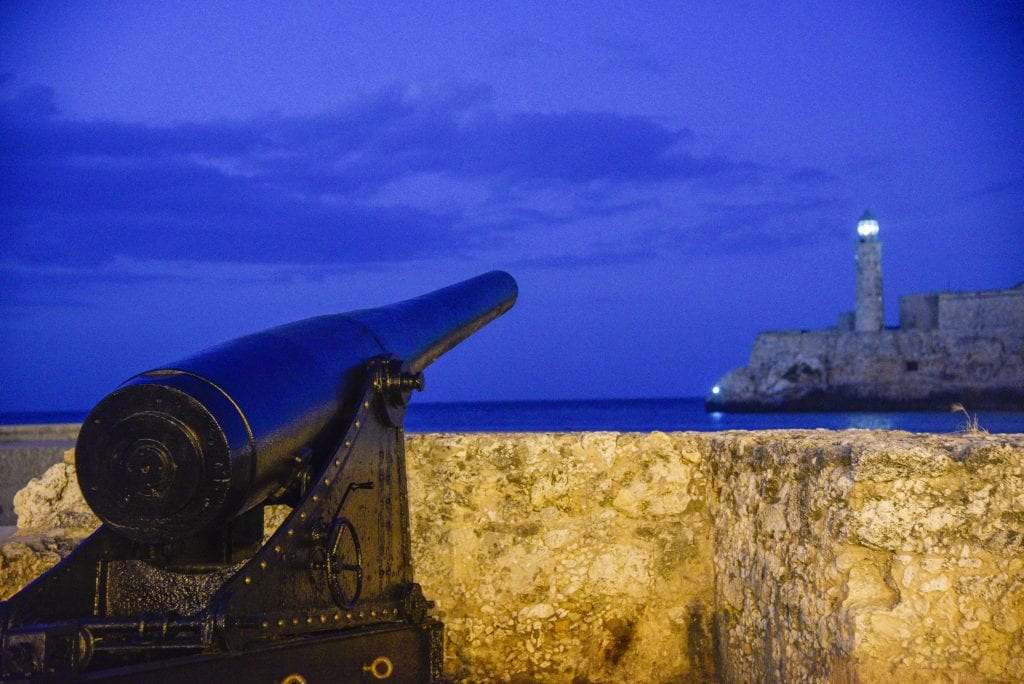 things-to-do-in-Havana-cannons