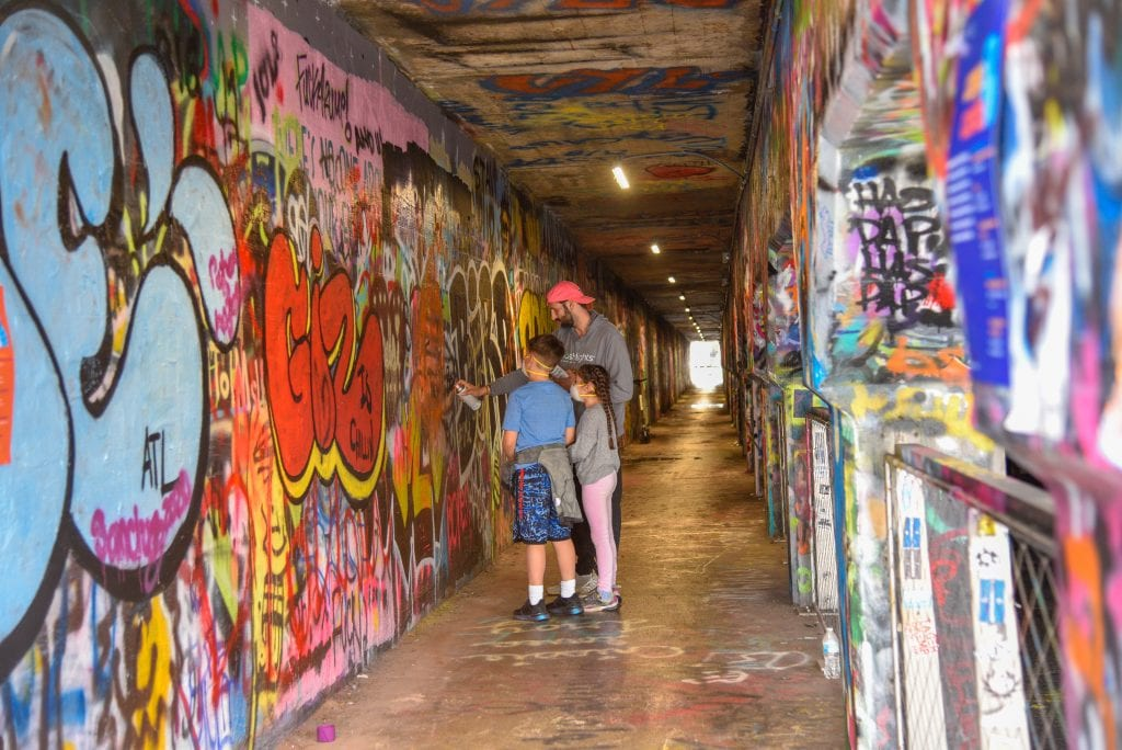 things-to-do-in-atlanta-georgia-krogg-street-tunnel