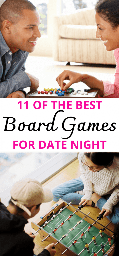 BOARD GAMES FOR COUPLES