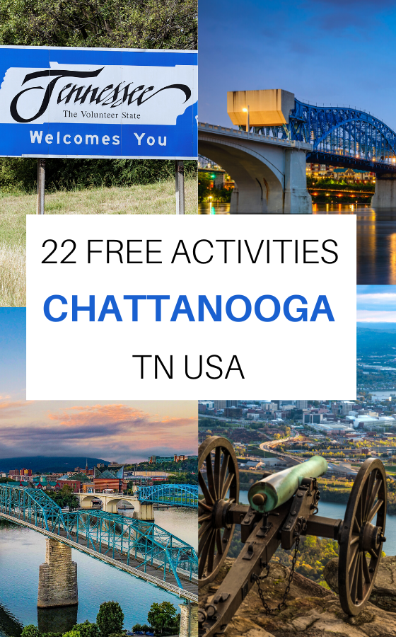 FREE THINGS TO DO IN CHATTANOOGA