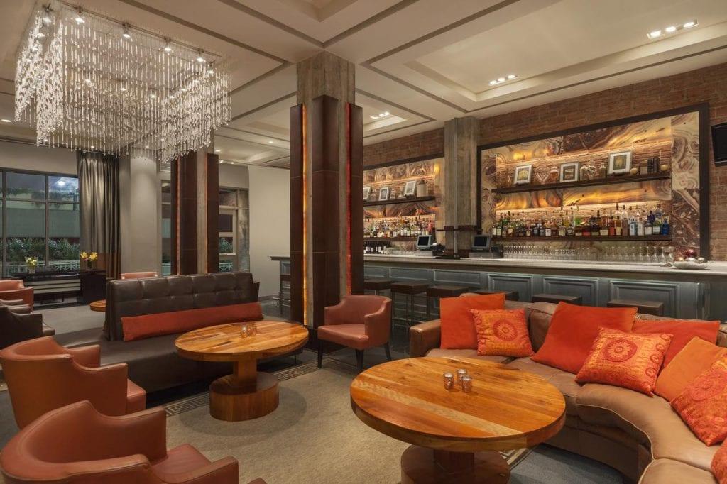 Glenn Hotel Bar