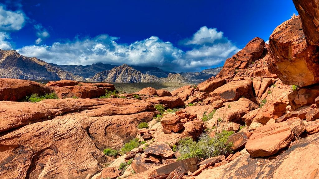 Red Rock Canyon, Nevada, USA