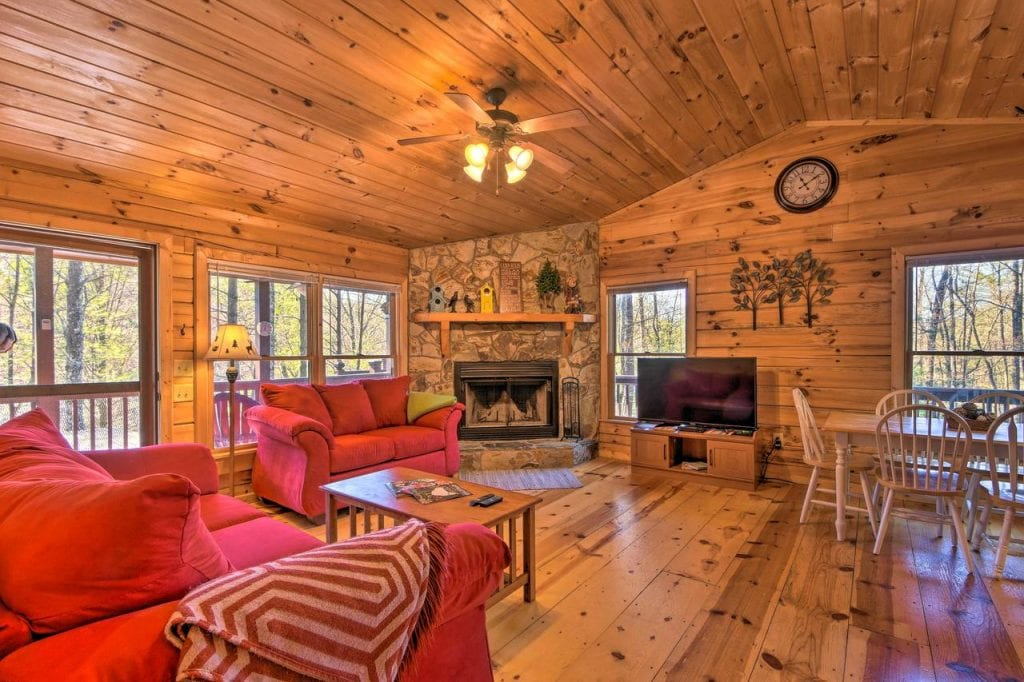 cabins-in-georgia
