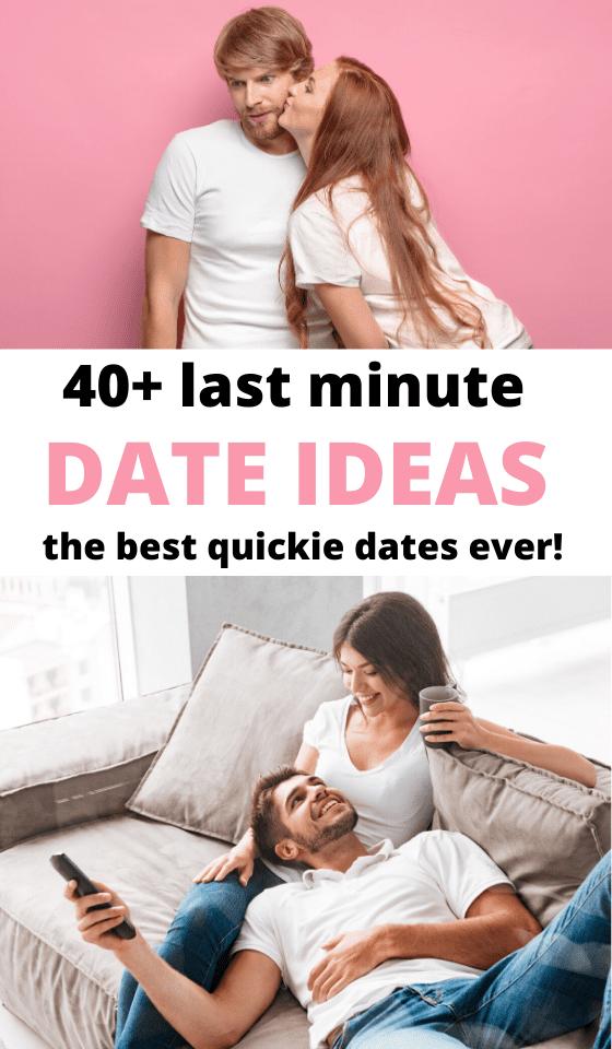 last minute-date-ideas