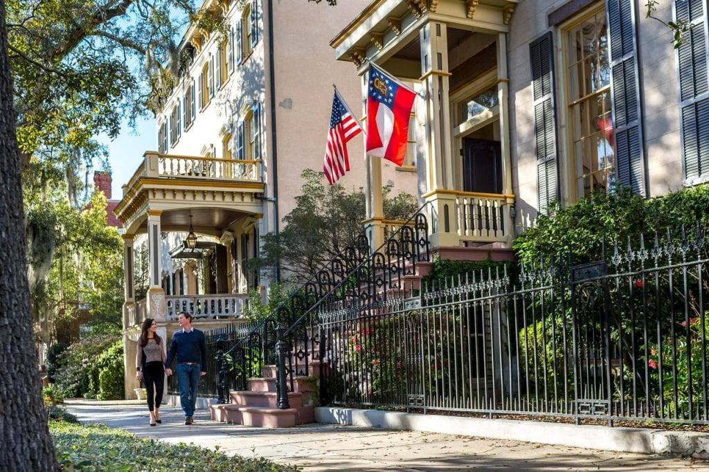 romantic-getaways-in-savannah-georgia