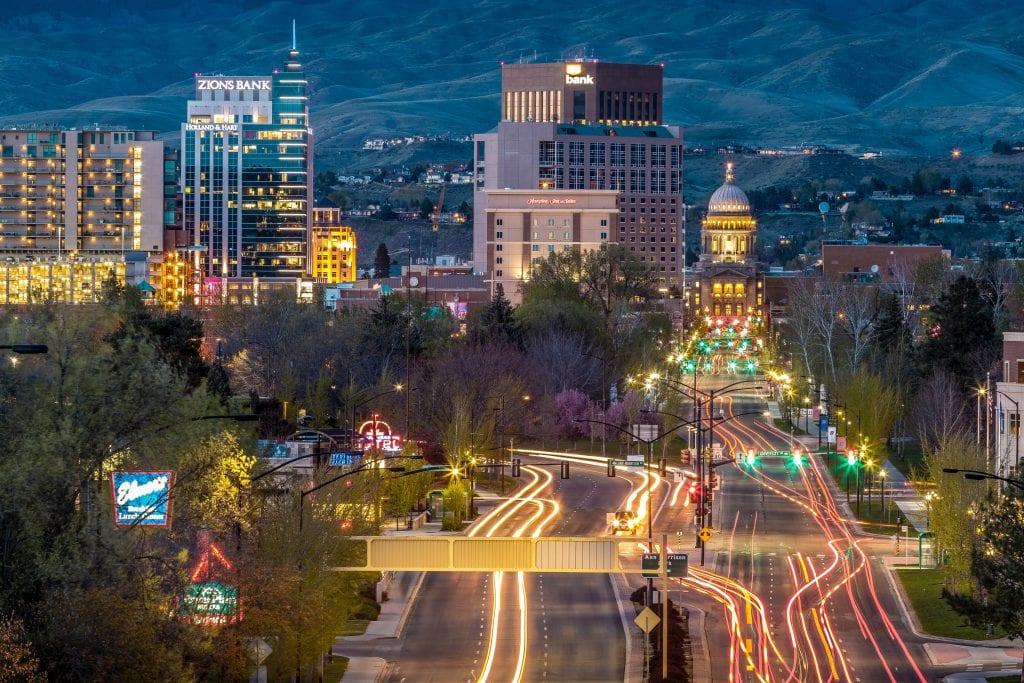 Boise, Idaho-getaways