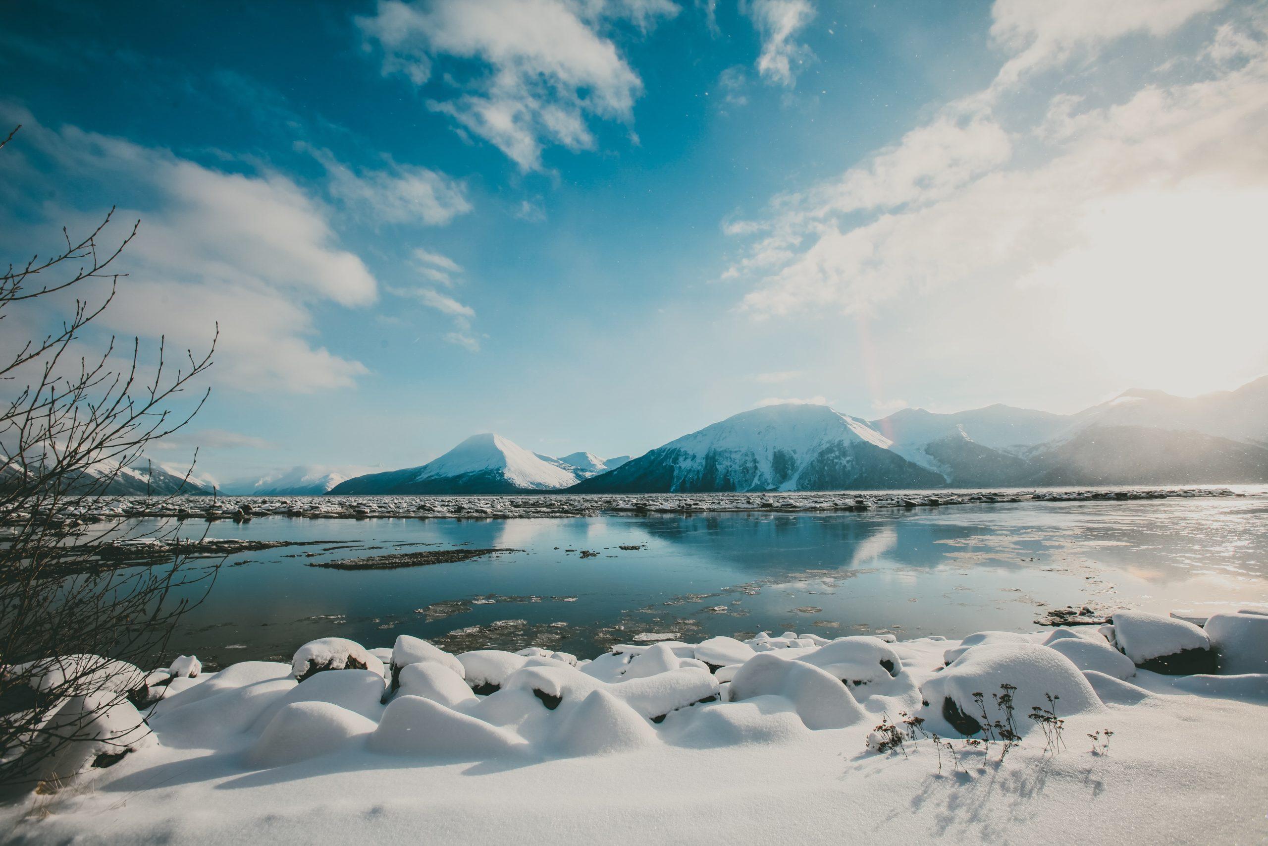 White Mountains alaska