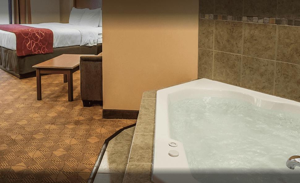 Hot Tub spa in Pennsylvania