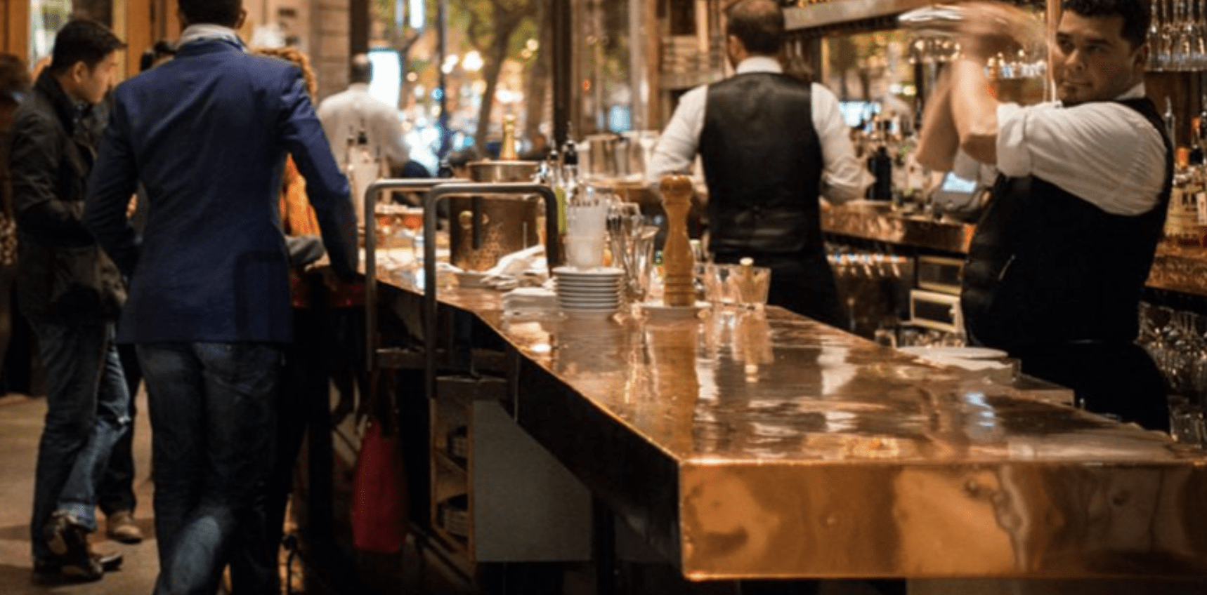 romantic restaurants in San Francisco
